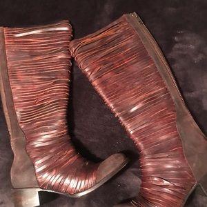 Freebird by Steven Logan brown boots